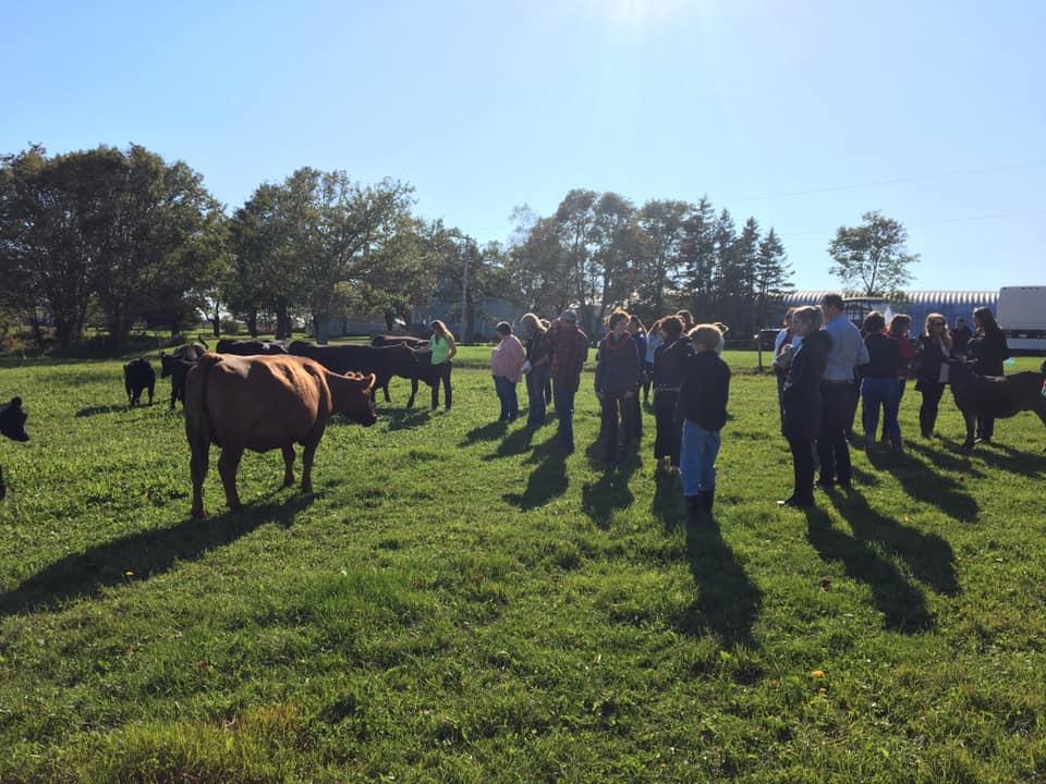 Dietitian Farm Tour