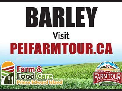 Barley Sign